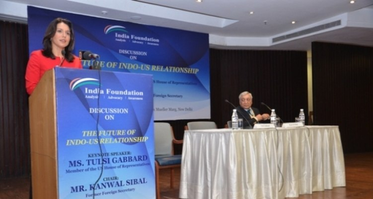 """Discussion on """"The Future of Indo-US Relationship"""""""