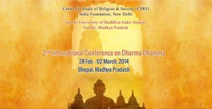 2nd International Conference on Dharma-Dhamma