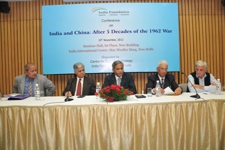 India and China: After 5 Decades of the 1962 War