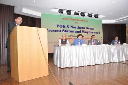 International Conference on PoK and Northern Areas: The Way Forward