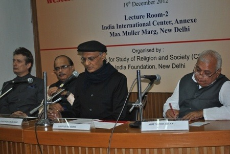 Western and Indic Perspectives of Human Rights