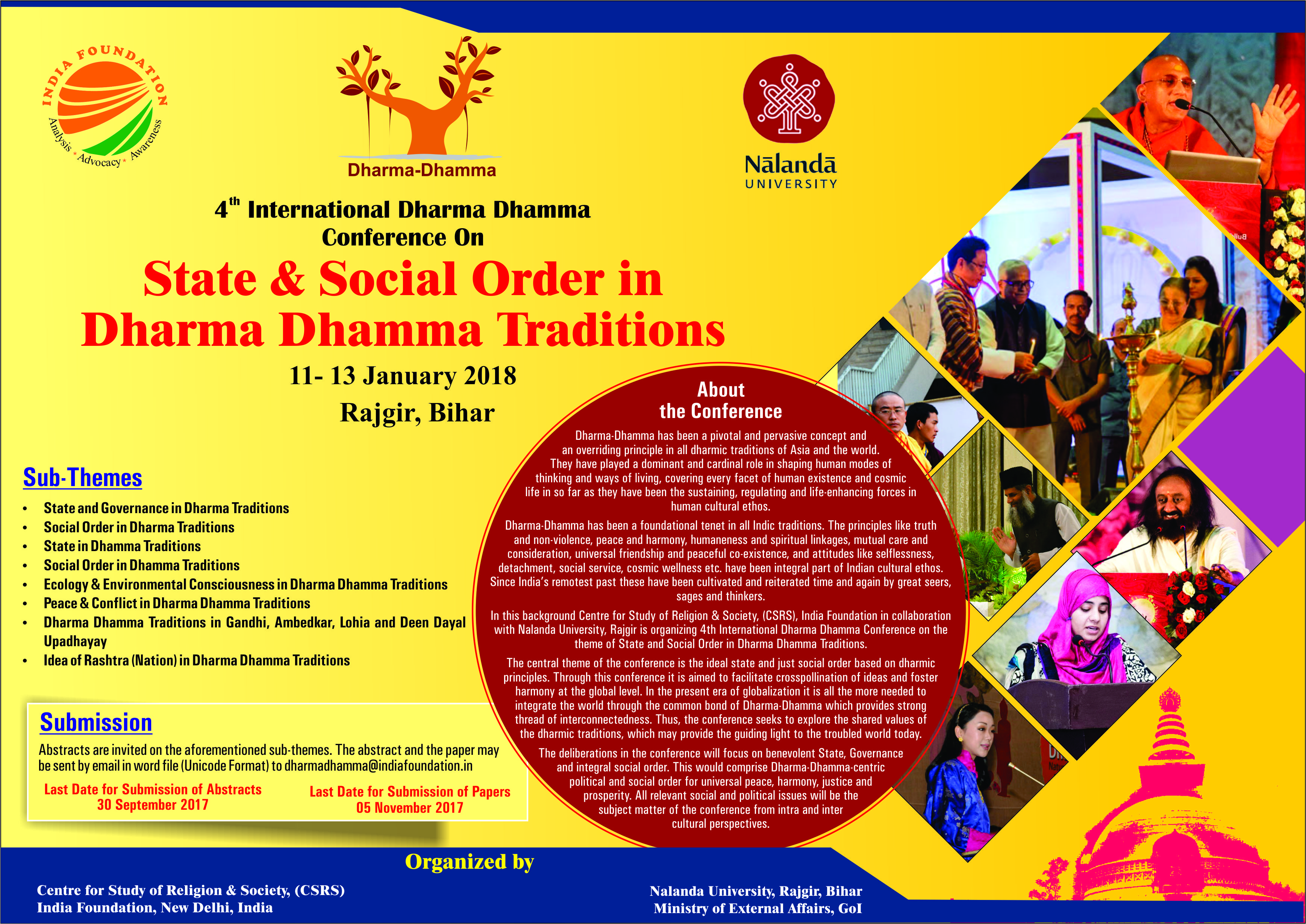Dharma Dhamma Conference