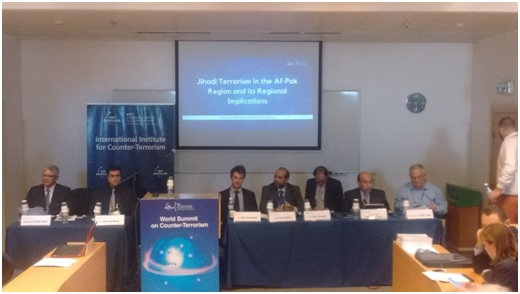 World Summit on Counter Terrorism Inter Disciplinary Center, Herzliya, Israel