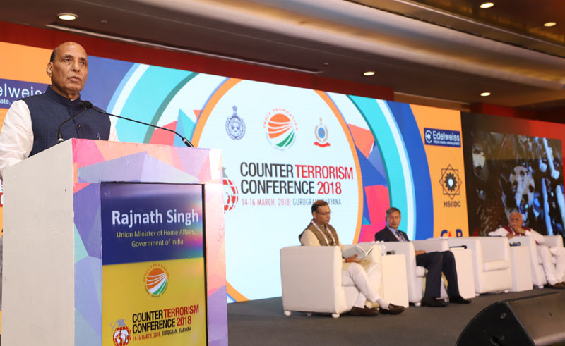 COUNTER TERRORISM CONFERENCE 2018