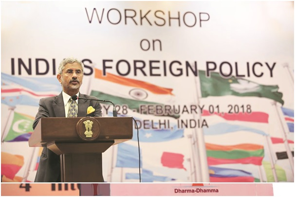 Trends in India's Foreign Policy