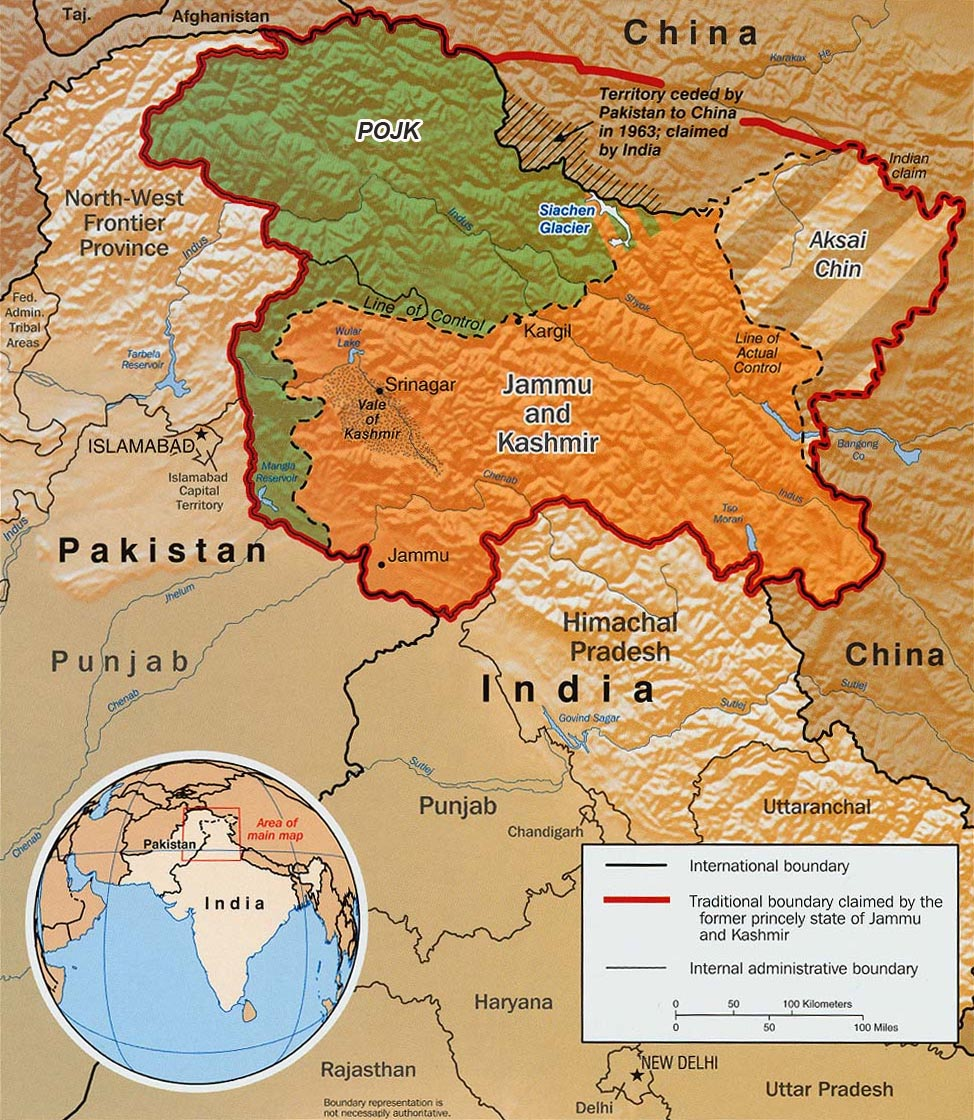 The Kashmir Valley: Quelling the Disquiet