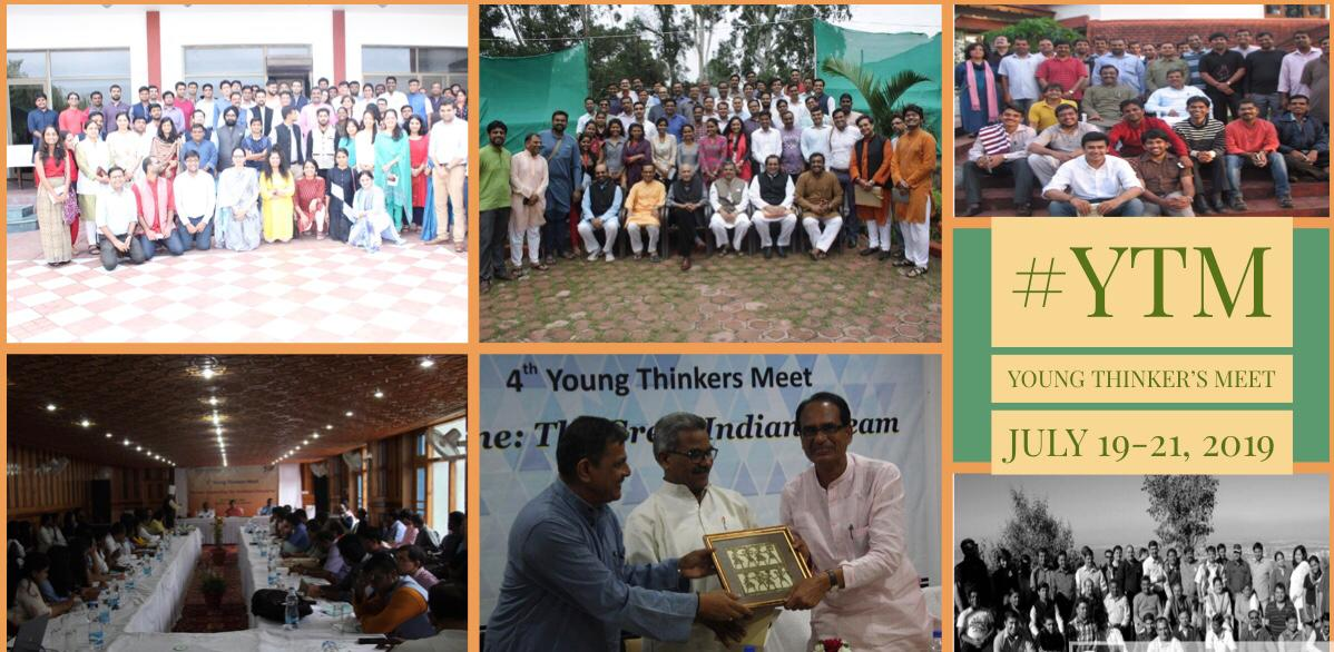 Young Thinkers Meets (YTM) – 2019